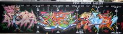 Nicer x BG183 Bio (tatscruinc) Tags: england streetart bristol graffiti bio nicer bg183 totem2 peoplesrepublicofstokescroft wow123 tatscruthemuralkings