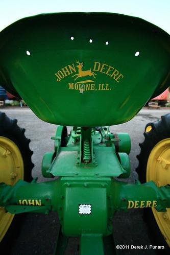 Deere Seat