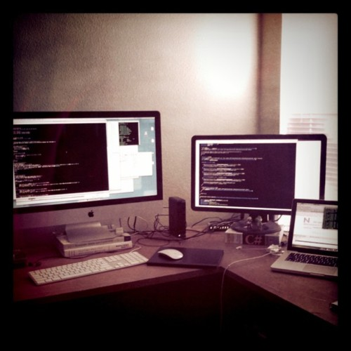 8/21/2011 - Sunday Coding Session
