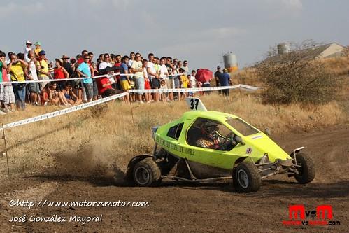 Gustavo del Pozo -XVI Edicion de la Carrera de Buggies de Carbonero el Mayor