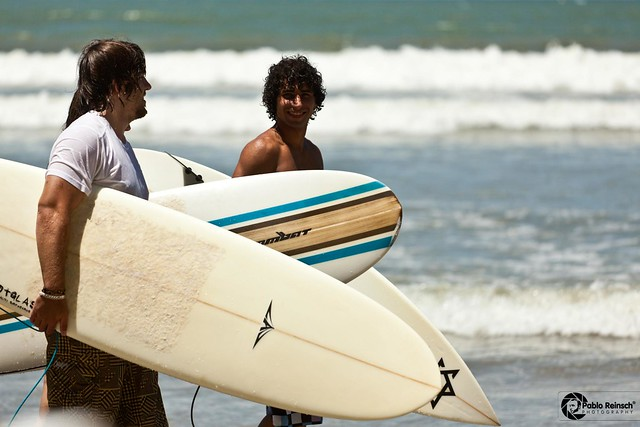Happy surfers...