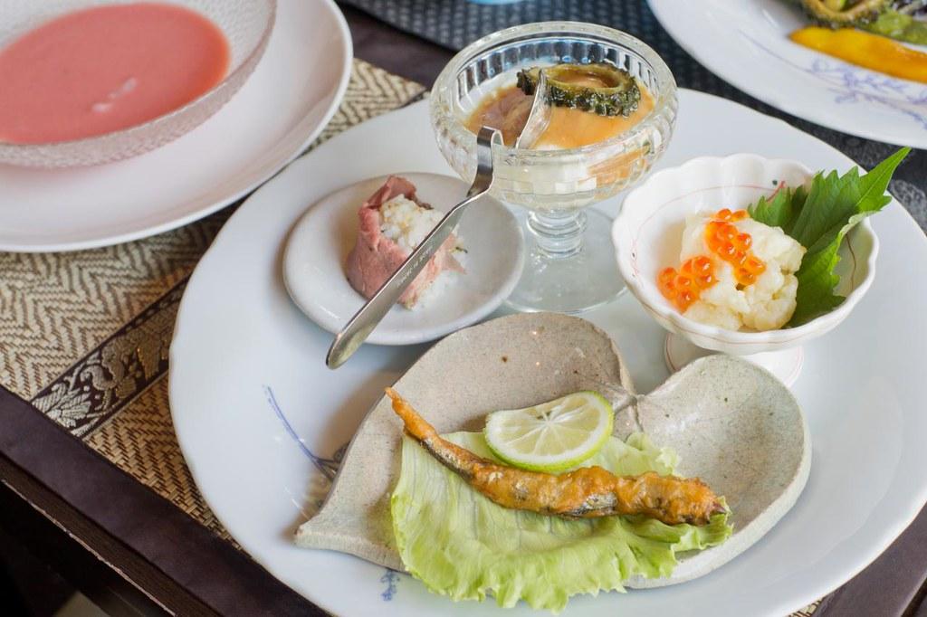 Mikawa's Lunch #4