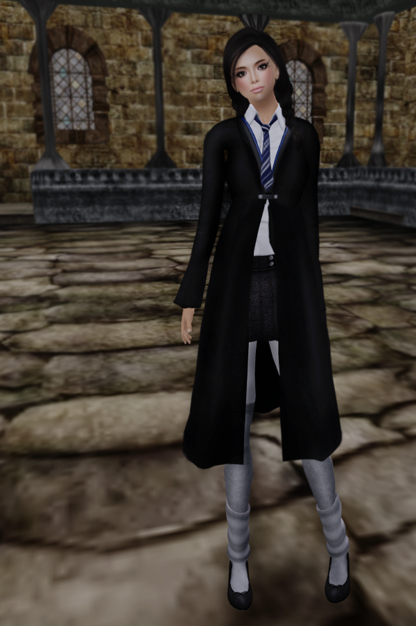 Teefy Ravenclaw Coat
