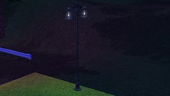 Light the Night Lamp Post