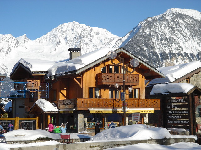 Olympic Sports - Courchevel 1300 - Le Praz - Ski Rental - Location - Vente - Ski