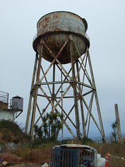 Water Tower, Alcatraz (AA654) Tags: usa water tower tank alcatraz san francisco ca california rust rustyandcrusty