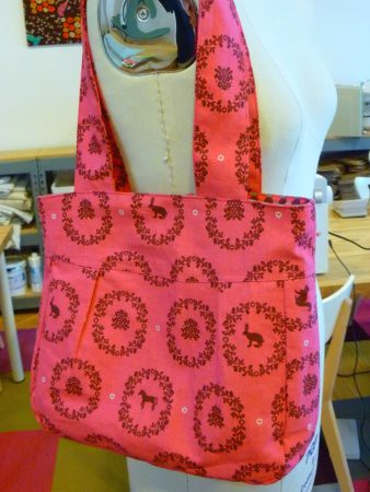 Folklore Bag from One Yard Wonders