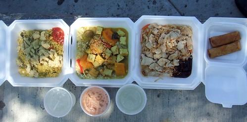 Cart lunch