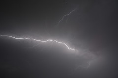 flash in the sky (marioanders) Tags: flash lightning blitz gewitter lueneburg