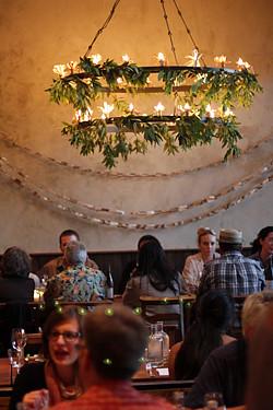 Camino dining room
