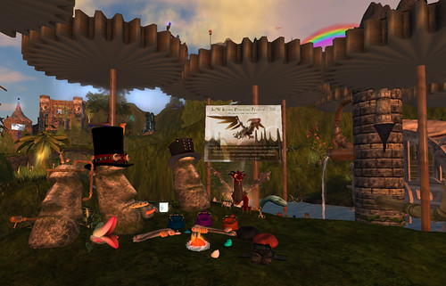 Isle of Wyrms Fall Festival 2011: Celebrating the Steam Dragon