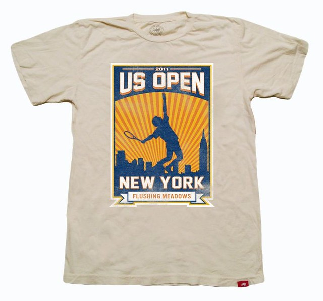 2011 US Open Bloomingdale's Collection
