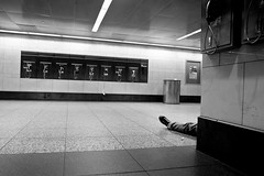 Irene, Penn Station NYC (scott witt) Tags: nyc penn irene