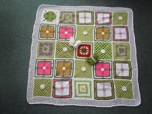 `Please 'add note' if you see your Square. Thank you to everyone who has contributed Squares for this Blanket.