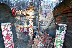 FUN CLUB (Chasing Paint) Tags: streetart club fun graffiti socal graff orangecounty oc huntingtonbeach hb 714 huke