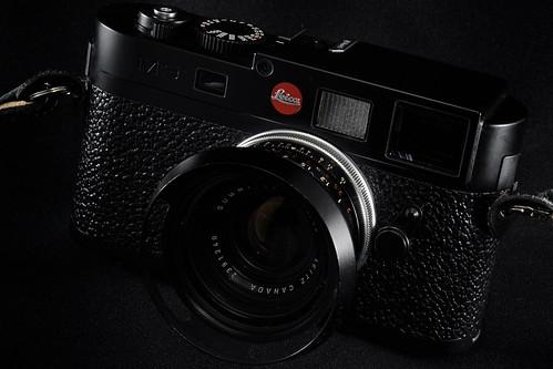I got a Leica M9!