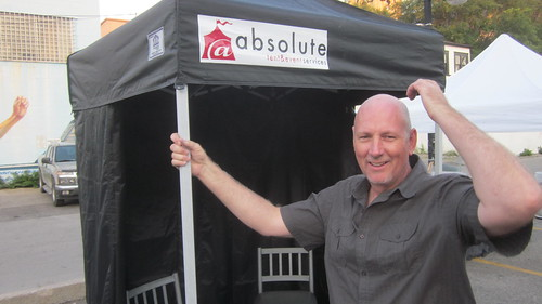 party rentals in Toronto, John Kenyon, Absolute Toronto