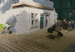 The Death Walk (Ignacio.B) Tags: lego military scene ignacio rmm eac wic crna
