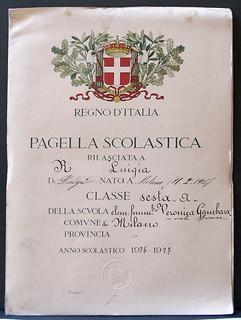 Pagella 1926-1927