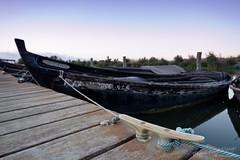 barca amarrada (miguel ngel pelegr) Tags: puerto muelle barca silla embarcadero albufera elpalmar amarre catarroja albuera velalatina arrozales