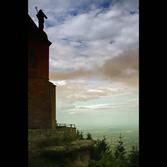 Mont Sainte-Odile (Spinool) Tags: france abbey de sainte ancient crash books alsace airbus 1992 hortus abbaye basrhin montsainteodile elzas stnabor 2011 763 patronne odilienberg hohenburg hohenbourg paganwall altitona deliciarum montagnevosgienne aldaric