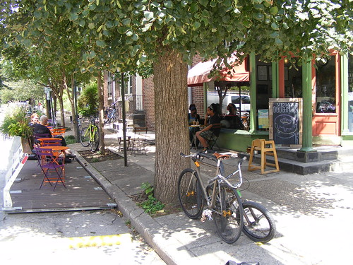 Green Line Cafe Parklet