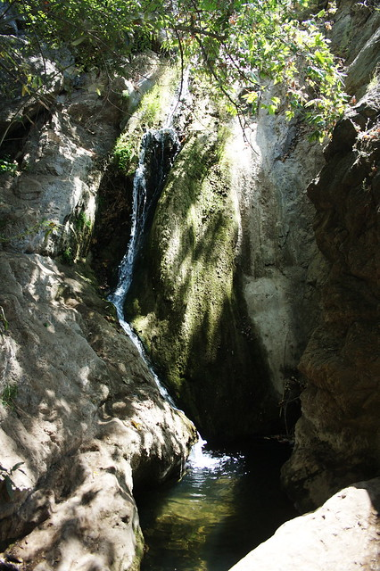 escondido upper falls