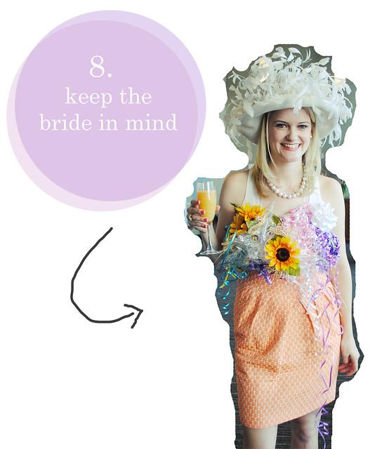 8 bride