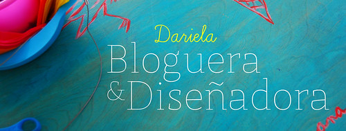 Bloguera y diseñadora