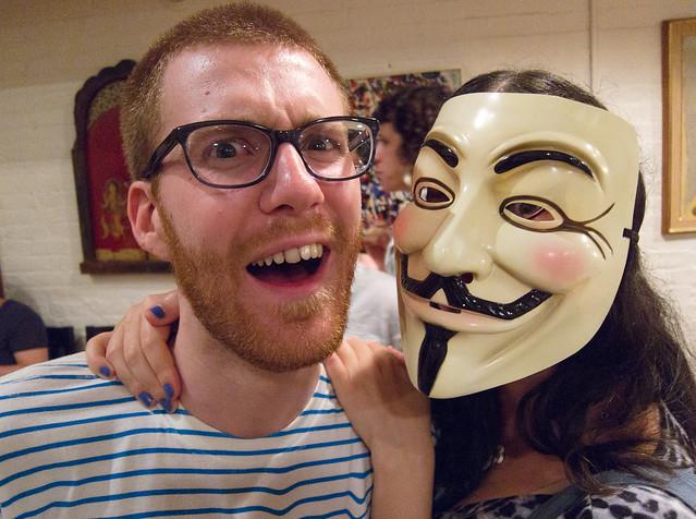 Nick & Anonymous