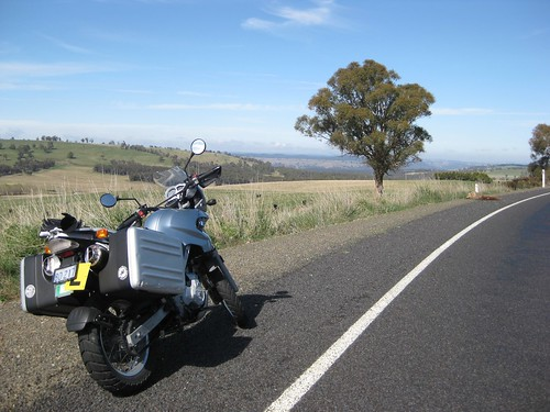 Between Oberon and Taralga
