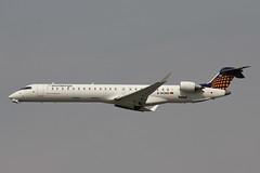D-ACNO Canadair CL-600-2D24 CRJ900 Eurowings (pslg05896) Tags: dusseldorf lufthansa dus crj900 cl600 eddl eurowings dacno