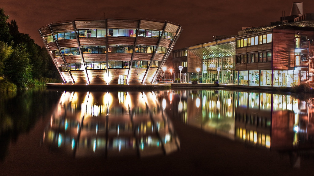 0245 - England, Nottingham, Jubilee Campus HDR