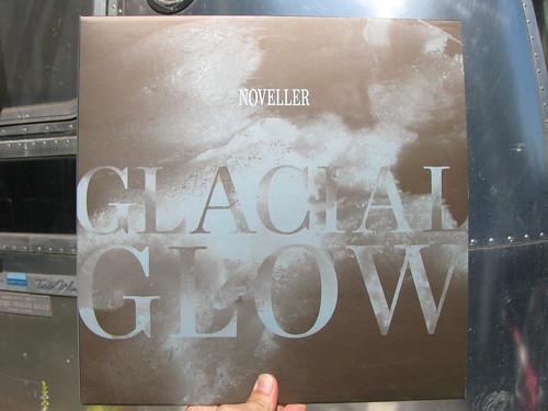 Noveller - Glacial Glow LP - Weird Forest