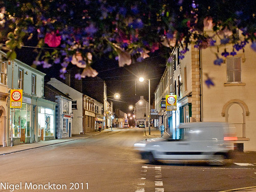 1000/547: 01 Sept 2011: Wigton by Streetlight by nmonckton