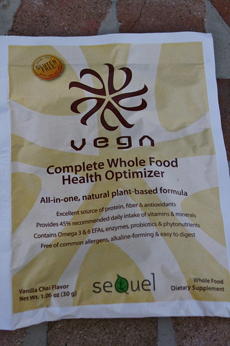 vega complete whole food health optimizer