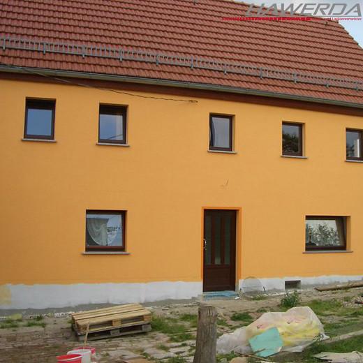 Fassade In Apricot (Patrick Hawerda | Maler  Und Lackierermeister) Tags:  Fassade Malerarbeiten