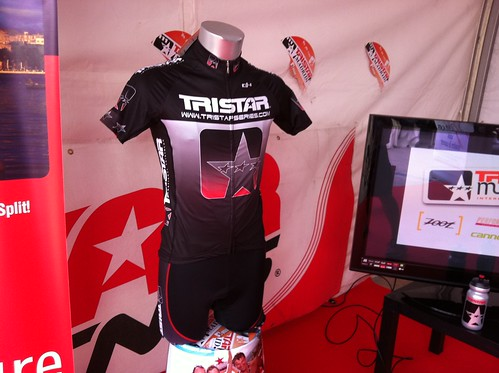 New TriStar cycling gear