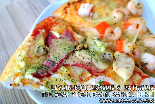 Levain Boulangerie & Patisserie, The real STONE OVEN bakery in KL-4