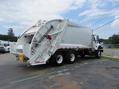 2011 International WorkStar (7400) / McNeilus (25yd) REL (FormerWMDriver) Tags: trash truck garbage rear collection international rubbish end waste refuse loader load rl sanitation ih ihc rel mcneilus rearloader workstar rearload trucksandpartsoftampa truckscom trucksandparts