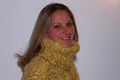 Turtleneck girl fuzzy wool (Mytwist) Tags: woman wool girl lady sweater warm fuzzy sweet turtleneck knitted polo thick sweatergirl rollneck rollkragen highneck rollerneck