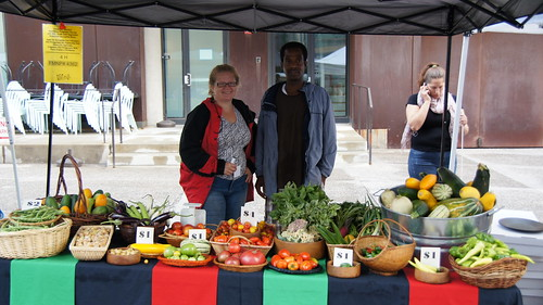 Mill City Farmers Market on September 3, 2011