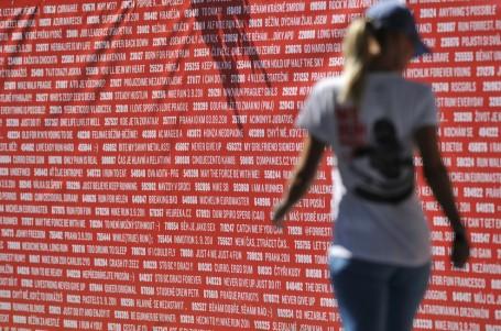Sobotní Nike Run Prague očima fotografů