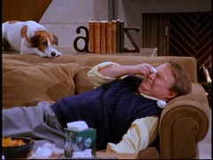Kenny on the Couch Frasier transcript