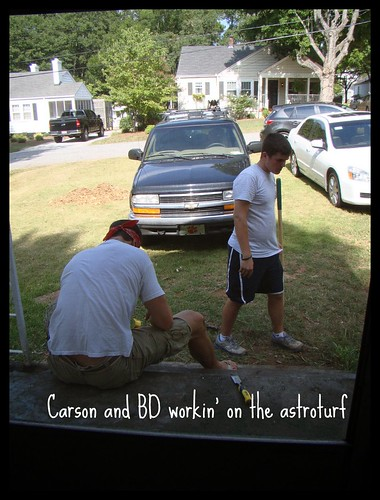 Carson & BD - Work Day