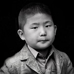 Young Taiwanese Boy, Taipei City, Taiwan