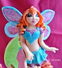 Bloom (anna savenko (sVeshti4ka)) Tags: cake girly sugar bloom figurine picnik fondant winx