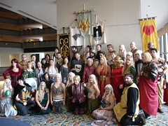 Game of Thrones Meetup Group - DragonCon 2011 Saturday (Futuregirl_LeahRiley) Tags: costumes atlanta game georgia costume dragon cosplay nick saturday dragons fantasy convention arya series banners jaime frey hbo con dragoncon thrones littlefinger starks joffrey tyrion georgerrmartin gameofthrones kingslayer lannister songoficeandfire bannermen targaryen melisandre jaimelannister cersei greyjoy varys dragoncon2011 ashagreyjoy robertbaratheon nedstark khaldrogo catelynstark theongreyjoy danaeryes thelonefrey viseryes bloodrider