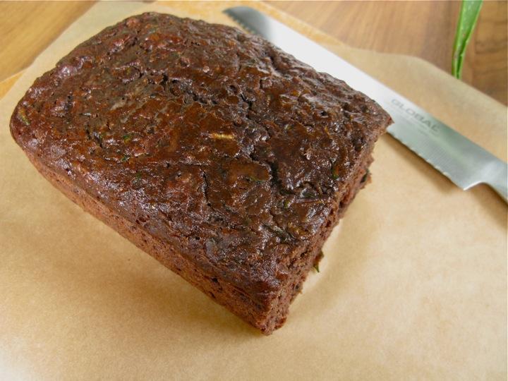 chocolate zucchini cake 001