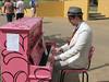 Strand aLive Presenter Todd Barty ... (Perc Tucker Regional Gallery) Tags: sculpture townsville 2011 strandephemera perctuckerregionalgallery